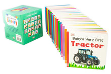 Load image into Gallery viewer, Baby's Very First Library 18 Board Books