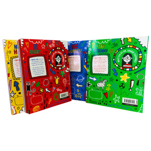 Sharie Coombes Mindful Kids 4 Activity Books Collection Set