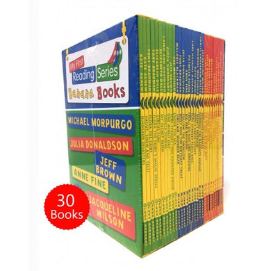 My First Reading Series 30 Banana Book Collection