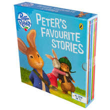 Load image into Gallery viewer, Peter Rabbit 9 Books Box Set Children Collection Paperback By Beatrix Potter