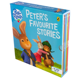 Peter Rabbit 9 Books Box Set Children Collection Paperback By Beatrix Potter - Bangzo Books Wholesale