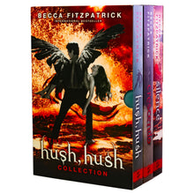 Load image into Gallery viewer, Hush Hush 3 Books Collection By Becca Fitzpatrick