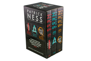 Chaos Walking Patrick Ness Trilogy 10 Year Anniversary Slipcase