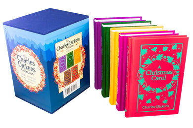 The Charles Dickens Collection 5 Books Set