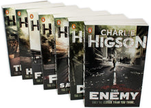 Load image into Gallery viewer, Charlie Higson 7 Books Collection The Enemy Series
