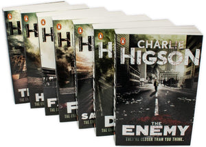 Charlie Higson 7 Books Collection The Enemy Series
