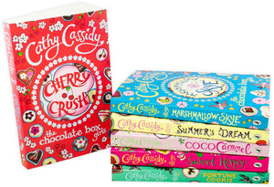 The Chocolate Box Girls 6 Books Collection