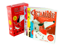 Load image into Gallery viewer, Claude 6 Books Collection
