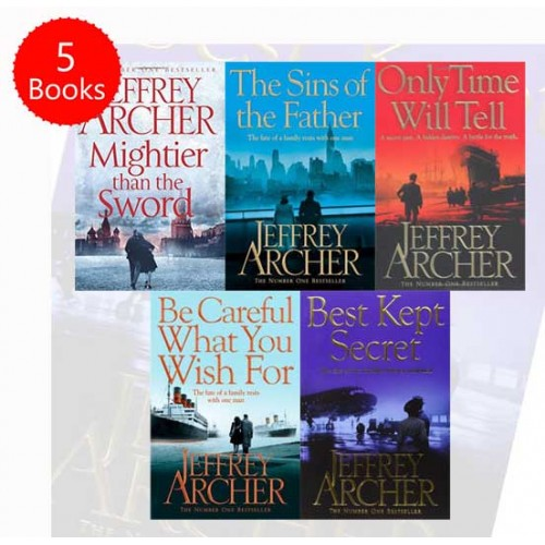 The Clifton Chronicles Series Collection 5 Books