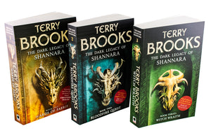The Dark Legacy of Shannara 3 Book Collection