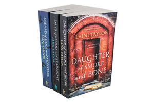Daughter of Smoke and Bone 3 Book Trilogy