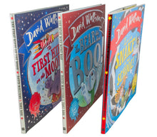 Load image into Gallery viewer, David Walliams 3 Hardback Picture Book Collection (UK Sales Only)
