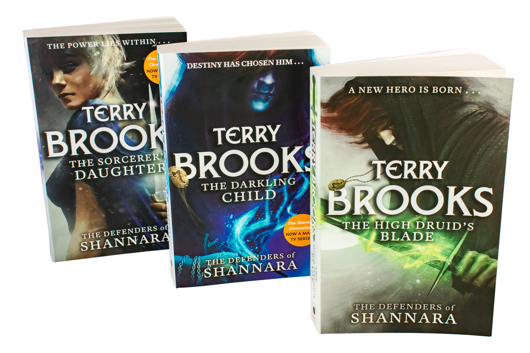 Defenders of Shannara 3 Book Collection