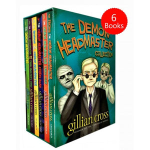 The Demon Headmaster Collection 6 Books Box Set