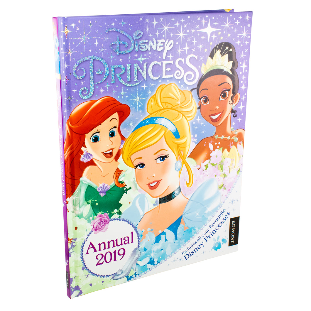 Disney Princess Annual 2019