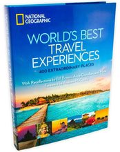 Load image into Gallery viewer, National Geographic Worlds Best Travel Experiences: 400 Extraordinary Places - Bangzo Books Wholesale