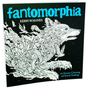Fantomorphia: An Extreme Colouring and Search Challenge