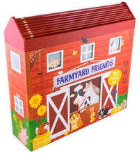 Load image into Gallery viewer, Farmyard Friends 20 Book Collection in a Barn