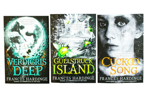 Frances Hardinge 3 Book Collection