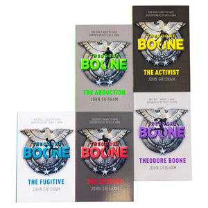 Theodore Boone Series 5 Books