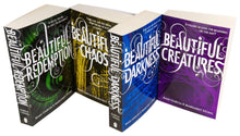 Load image into Gallery viewer, Beautiful Creatures 4 Books by Kami Garcia