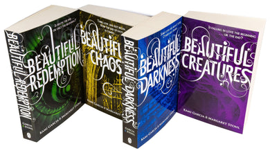 Beautiful Creatures 4 Books by Kami Garcia