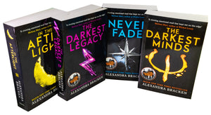 Darkest Minds Alexandra Bracken Collection 4 books Set