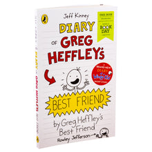 Load image into Gallery viewer, Diary Of Greg Heffleys Best Friend World Book Day 2019 By Jeff Kinney