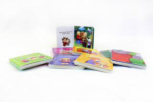A Case of Good Manners 12 Children's Board Books - Bangzo Books Wholesale