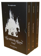 Load image into Gallery viewer, Morrow Secrets Trilogy 3 Books Box Set