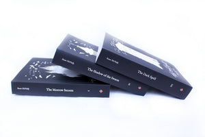 Morrow Secrets Trilogy 3 Books Box Set