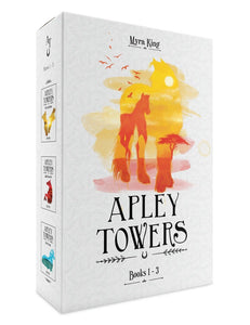Apley Towers 3 Books Collection - Bangzo Books Wholesale