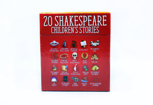 Shakespeare Childrens Stories 20 Audio CDs Collection