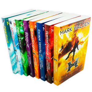 Mark Walden HIVE Collection 8 Books Set - Bangzo Books Wholesale