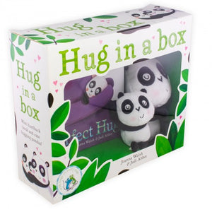 Hug in a Box Book and Toy Collection