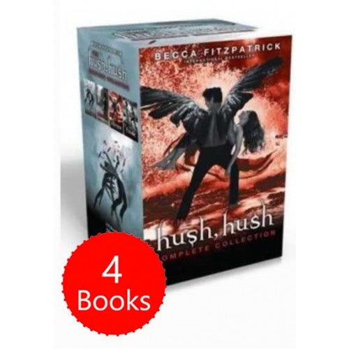 The Hush Hush Collection 4 Books Set