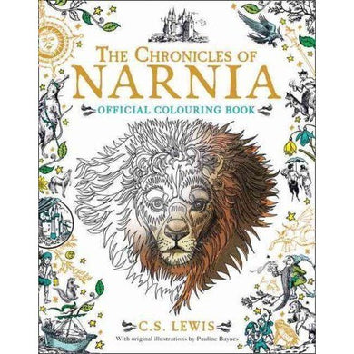 The Chronicles of Narnia Colouring Book by C. S. Lewis