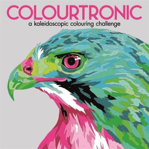 Colourtronic by Lauren Farnsworth Paperback - Bangzo Books Wholesale