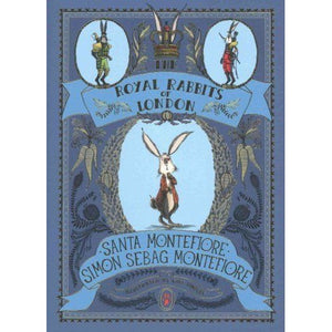 The Royal Rabbits of London by Santa Hardback