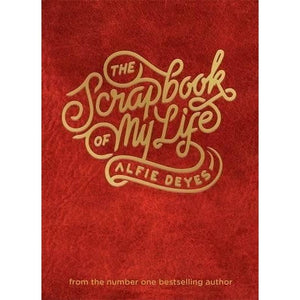 The Scrapbook of My Life Book