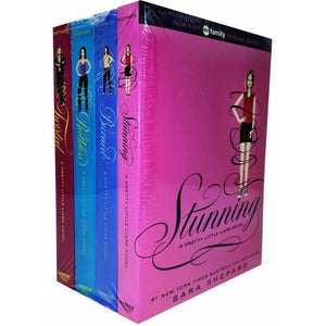Pretty Little Liars Series 3 Collection By Sara Shepard 4 Books Set