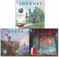Journey Trilogy Aaron Becker 3 Books Collection Set - Paperback- Age 5-7