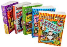 Load image into Gallery viewer, Jacqueline Wilson Hetty Feather Adventures 5 Books Collection - Bangzo Books Wholesale