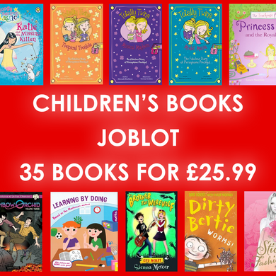 JOBLOT of 35 brand new Children's books