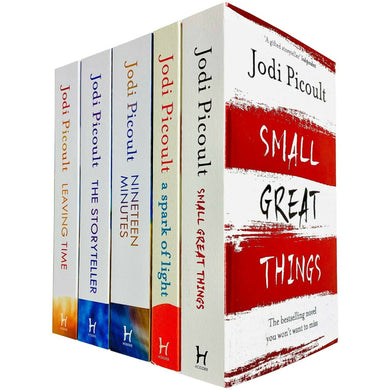 Jodi Picoult 5 Books Adult Collection Paperback Set