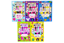 Load image into Gallery viewer, Judy Blume 5 Books Children Collection