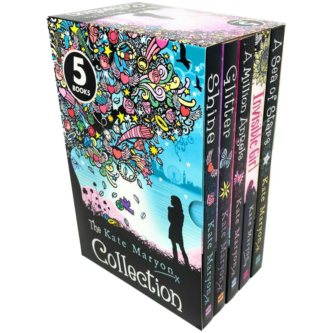 The Kate Maryon Collection 5 Books Box Set - Ages 9-14 - Paperback