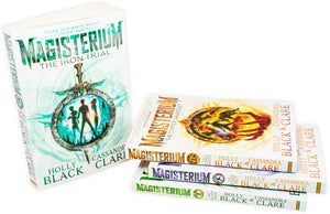 Magisterium 4 Books Collection - Bangzo Books Wholesale