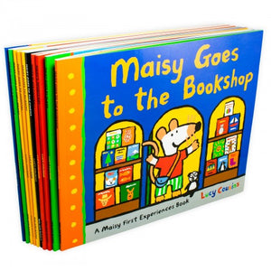 Maisy Mouse First Experience 10 Books Collection