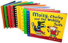 Load image into Gallery viewer, Maisy Mouse First Experience 10 Books Collection